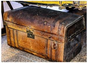 Wells Fargo Mail Coach Lockbox